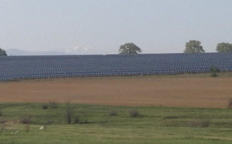 Слънчеви батерии