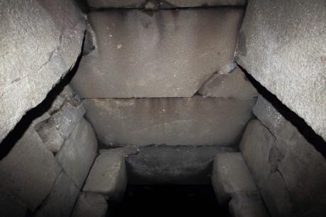 Таван на предверието на Филиповска могила